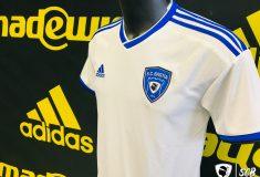 Image de l'article adidas, nouvel équipementier du club dévoile les maillots 2019/20 du SC Bastia