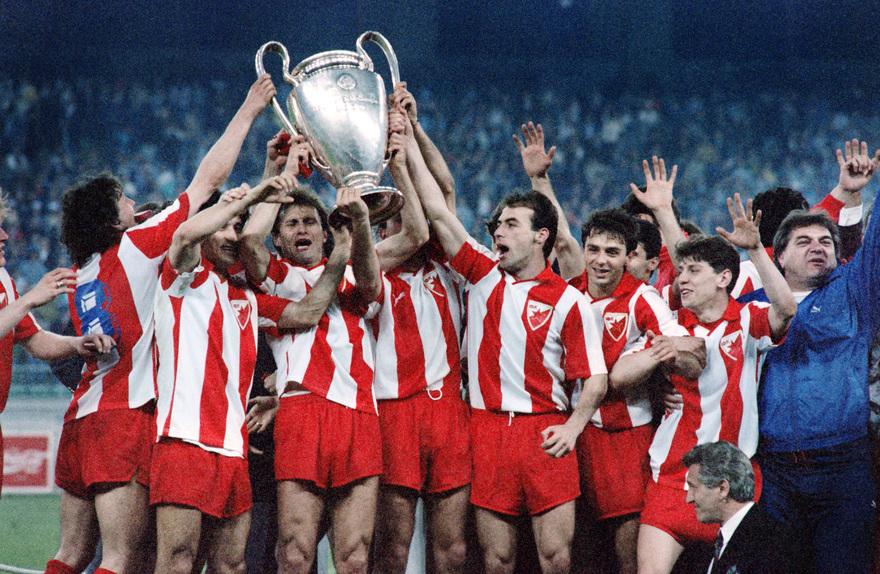maillot-finale-ligue-des-champions-etoile-rouge-de-belgrade-1991