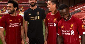 Image de l'article Pourquoi Liverpool ne joue pas avec son nouveau maillot en Ligue des Champions ?