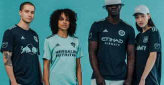 Image de l'article La MLS et adidas dévoilent la collection Parley 2019