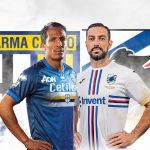 Parme et la Sampdoria de Gênes échangent leurs maillots pour la bonne cause