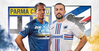 Image de l'article Parme et la Sampdoria de Gênes échangent leurs maillots pour la bonne cause