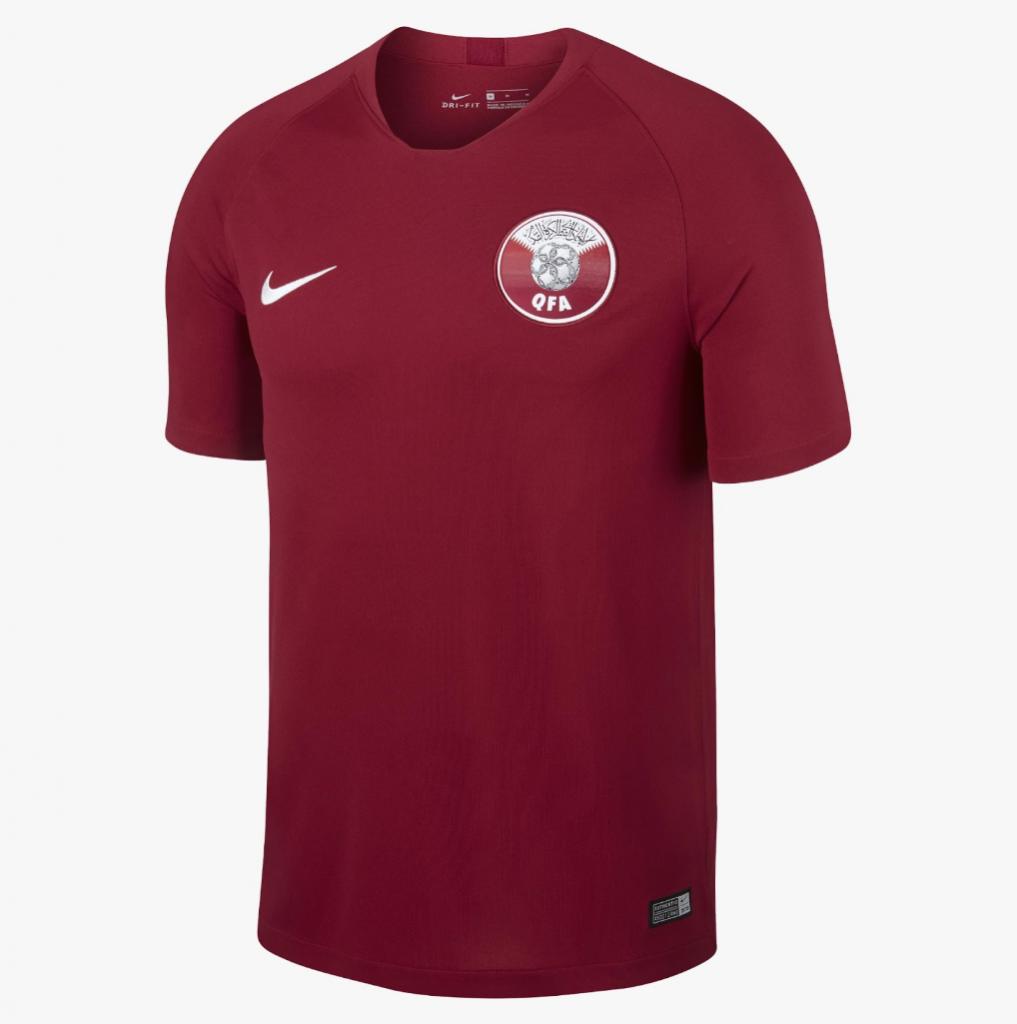 maillot-qatar-domicile-copa-america-2019-nike