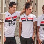 Sao Paulo et adidas dévoilent le nouveau maillot 2019/20