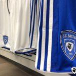 adidas, nouvel équipementier du club dévoile les maillots 2019/20 du SC Bastia