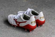 Image de l'article Mizuno dévoile une chaussure spéciale pour Fernando Torres