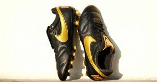 Image de l'article Nike lance un nouveau coloris noir et or 'Black Lux' pour la Premier II