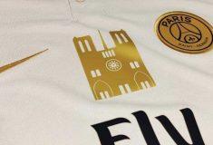 Image de l'article Un patch en hommage à la Cathédrale Notre-Dame sur le maillot du PSG