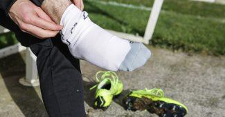 Image de l'article Test et avis sur les chaussettes de foot Ranna R-One Grip