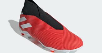 Image de l'article adidas lance une Nemeziz 19.3 sans lacets à 90€