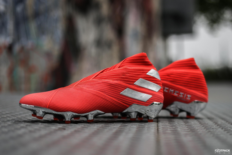 adidas présente la Nemeziz 19, la nouvelle génération de la