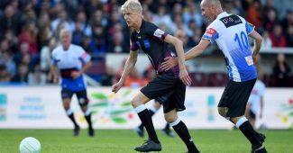 Image de l'article Wenger en Kipsta et Zidane en Predator blackout lors d'un match caritatif