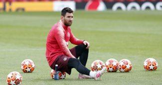 Image de l'article Lionel Messi retrouve une chaussure signature!