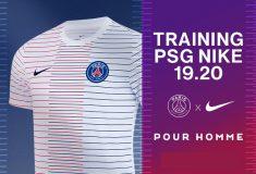 Image de l'article Le Paris Saint-Germain dévoile sa gamme training 2019-2020