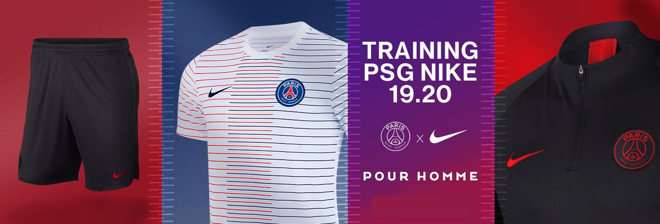 Gamme Paris Training Germain Saint Le Dévoile 2019 Sa 2020 rBCQxoWdeE