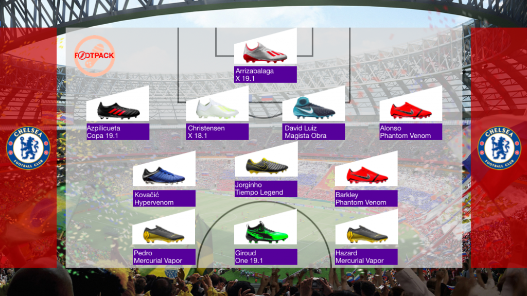 compositions-chelsea-finale-europa-league-2019-chaussures-footpack