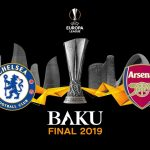 Les chaussures de la finale de l'Europa League 2019