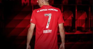 Image de l'article Le Bayern Munich sort un flocage spécial pour Ribery, Robben et Rafinha