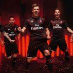 Puma et l'AC Milan dévoilent les maillots 2019-2020