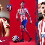 Nike et l'Atlético Madrid lancent les maillots 2019-2020