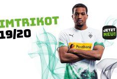 Image de l'article Puma dévoile les maillots du Borussia Mönchengladbach 2019-2020