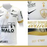 Le Stade Brestois évoluera avec un maillot spécial face à Metz