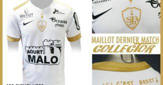 Image de l'article Le Stade Brestois évoluera avec un maillot spécial face à Metz