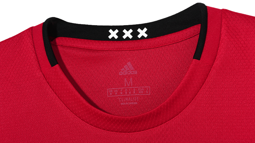 finest selection 81a58 19219 ... maillot-domicile-ajax-amsterdam-2019-2020-adidas-3 ...
