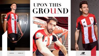 Image de l'article New Balance lance les maillots 2019-2020 de l'Athletic Bilbao