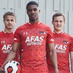 Under Armour présente les maillots 2019-2020 de AZ Alkmaar