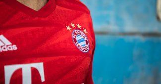 Image de l'article Les nouveaux maillots 2019-2020 du Bayern Munich par adidas