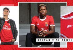 Image de l'article Le Benfica Lisbonne présente ses nouveaux maillots 2019-2020