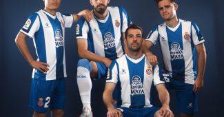 Image de l'article L'Espanyol Barcelone et Kelme lancent les maillots 2019/20