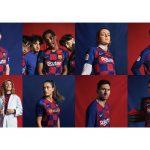 Nike présente le maillot 2019-2020 du FC Barcelone