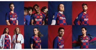 Image de l'article Nike présente le maillot 2019-2020 du FC Barcelone