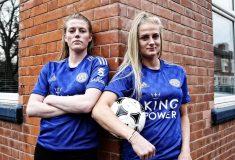 Image de l'article Leicester et adidas dévoilent les maillots 2019-2020