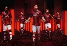 Image de l'article Puma et l'AC Milan dévoilent les maillots 2019-2020
