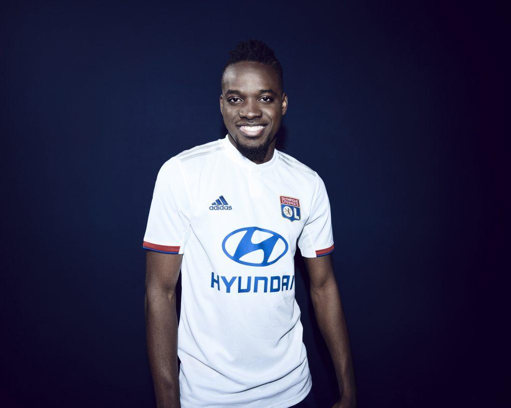 L'Olympique Lyonnais présente ses maillots 2019 2020 avec adidas