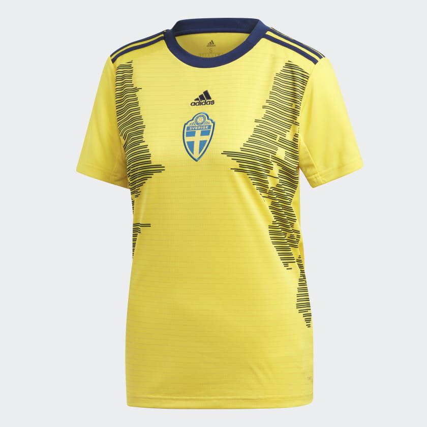 maillot-domicile-suede-coupe-du-monde-feminine-2019