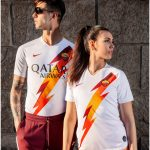 L'AS Roma dévoile ses maillots 2019-2020 avec Nike