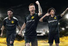 Image de l'article Puma dévoile les maillots 2019-2020 du Borussia Dortmund