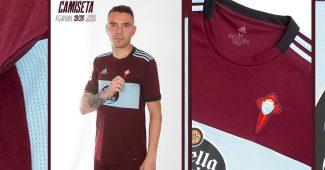 Image de l'article Le Celta Vigo et adidas présentent les maillots pour 2019-2020
