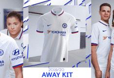 Image de l'article Chelsea et Nike dévoilent les maillots 2019-2020