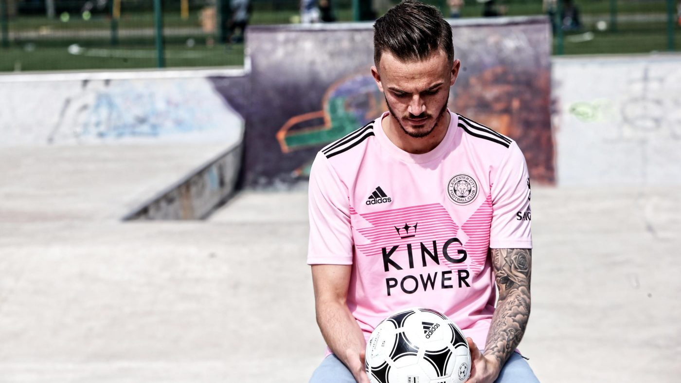 maillot-exterieur-rose-leicester-city-2019-2020-adidas-1