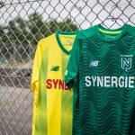 New Balance dévoile les maillots 2019-2020 du FC Nantes