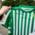 Le Betis et Kappa présentent les maillot 2019-2020