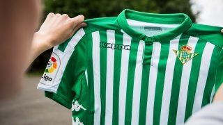 Image de l'article Le Betis et Kappa présentent les maillot 2019-2020