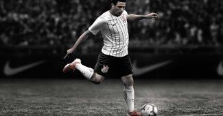 Image de l'article Le magnifique maillot des Corinthians en hommage à Ronaldo ruiné par les sponsors