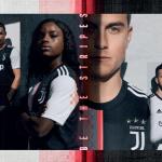 adidas et la Juventus Turin présentent les maillots 2019-2020