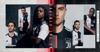 Image de l'article adidas et la Juventus Turin présentent les maillots 2019-2020